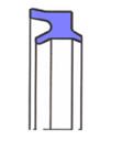 Raschiatore per pneumatica GWR-ASR