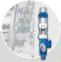 Dosatori volumetrici ad alta pressione con tecnologia divorziata