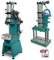 Presse idropneumatiche pneumac for Mini pressa idraulica